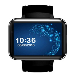 DM98 2.2-inch LED Screen Smartwatch Support SIM-card