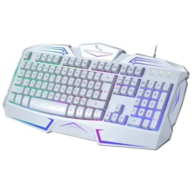 7 Color Backlight Waterproof USB Wired Mechanical Keyboards