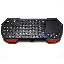 Mini Wireless Bluetooth 3.0 Keyboard Standard QWERTY Keyboard Mouse Mice Built-in Touchpad for Windows Android iOS