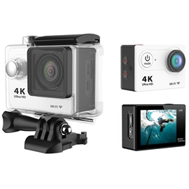 H9R Action Camera Remote Ultra HD 4K WiFi 1080P/60FPS 2.0 LCD 170D Lens Sport Cam