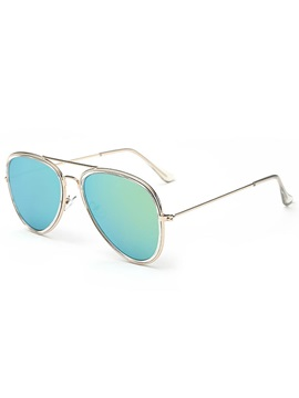 Classic Ac Lens Material Frog Sunglasses