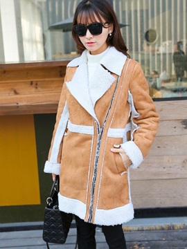 Stylish Winter Warm Overcoat