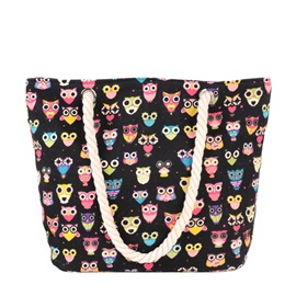 Animal Pattern Women Tote Bag