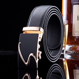 Universal Automatic Buckle Men's Belt