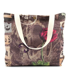 Beautiful Graphic Print Women Tote
