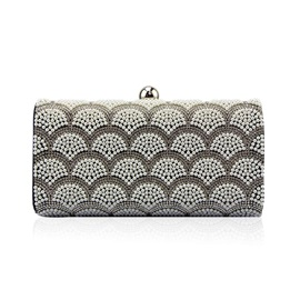 Weave Pearls Noble Basic Clutches