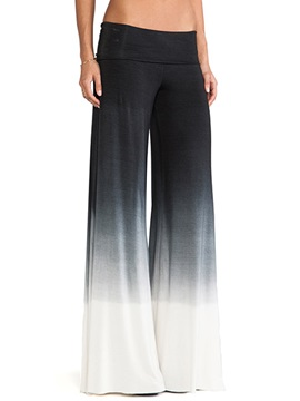 Chic Gradient Loose-Fit Pant