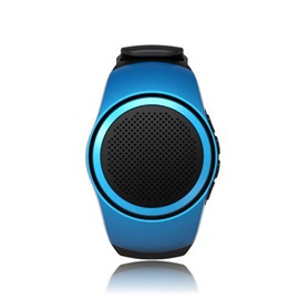 B20 Bluetooth Sports Music Watch Portable Mini Watch Bluetooth 2.1+EDR Sport Speaker TF Card FM Audio Radio Speakers