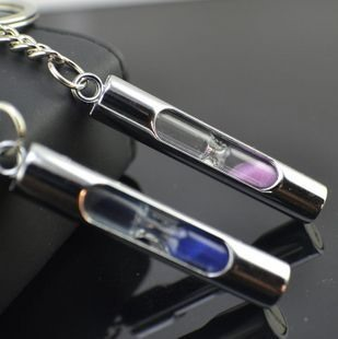 Couples The Hourglass Key Chains