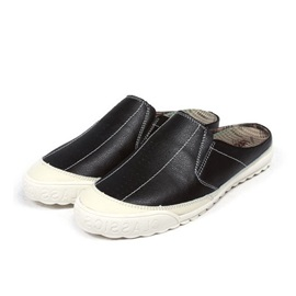 PU Patchwork Slip-On Men's Shoes