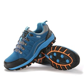 Breathable Lace-Up Men's Hiking Shoes