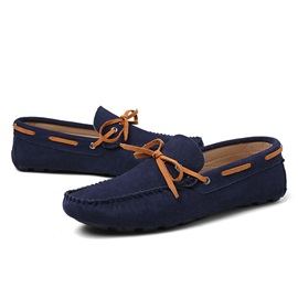 England Suede Slip-On Men's Loafers