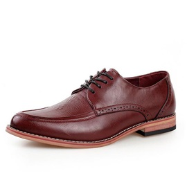 British Pointed Toe Lace-Up Dress Shoes