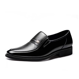 Elegant Thread Slip-On Dress Shoes