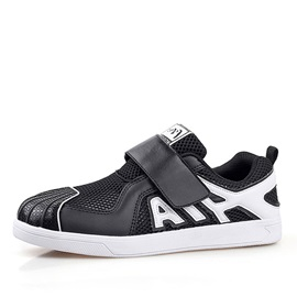 Breathable Mesh Velcro Skater Shoes