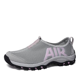 Breathable Mesh Round Toe Hiking Shoes