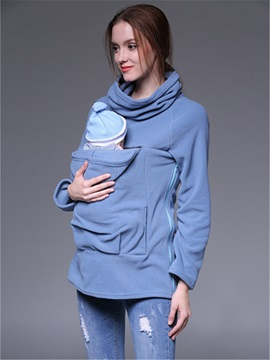 Multi-Functional Maternity Kangaroo Carriers Sweatshirts