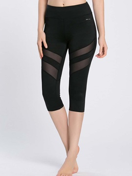 Slim Fast Drying Cropped Yoga Pant