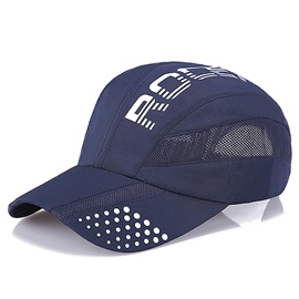 Ultra Thin Breathable Sports Baseball Cap