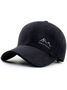 Cotton Sports Baseball Cap for Men