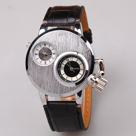 Unique Design Dial Men's Watch