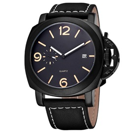 Stylish Men's Quartz Watch