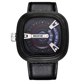 Water Resisitant Alloy Cover Man Watch