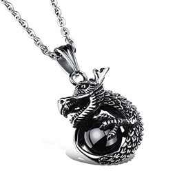 High Quality Animal Shape Men Necklace
