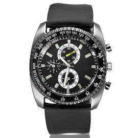 Gear Dial Design Men's Sports Watch