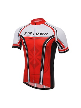 Polyester Summer Basic Cycle Jersey
