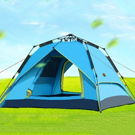 3-4 Person Outdoor Pop-Up Tent