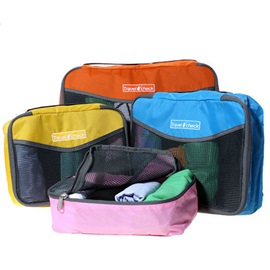 Lovely Fashion Durable Mesh Travel Storage Bag