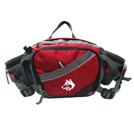 Casual Waterproof Zipper Waist Pack