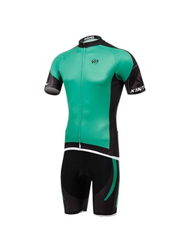Polyester Summer Bike Jersey And Shorts