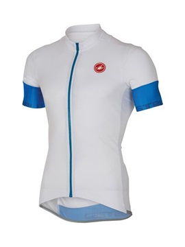 Polyester Center-Front Zip Men's Cycle Jersey
