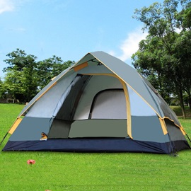 3-4 Person Camping Pop-up Tent