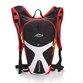 Color Contrast Portable 5L Cycling Backpack