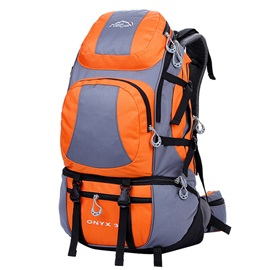 Hot Sale Fashion Zip High-density Hiking Daypack