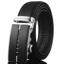 Handsome Automatic Buckle Men's Belt