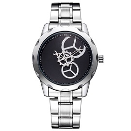 Simple Non-dial Men's Chain Watch