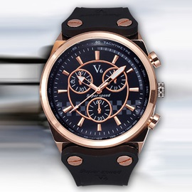 Beautiful Alloy Cover Men's Watch