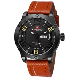 Alloy Dial Water Resistant Men Watch