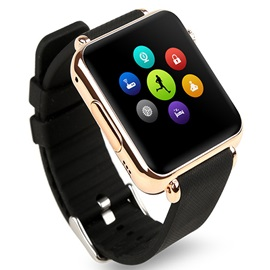 Multifunctional Bluetooth Smart Phone Watch with GPS