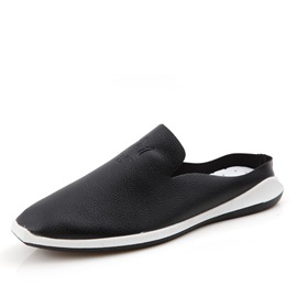 Closed Toe Slip-On Men's Loafers