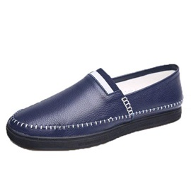 Thread Slip-On Men's Loafers