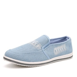 British Denim Slip-On Men's Casual Shoes