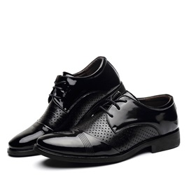 Breathable Pointed Toe Dress Shoes