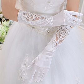 High Quality Wedding Gloves