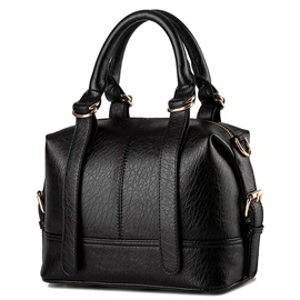 Beautiful Solid Women Handbag