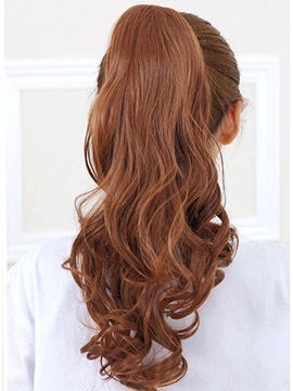 Long Wavy Synthetic Ponytail